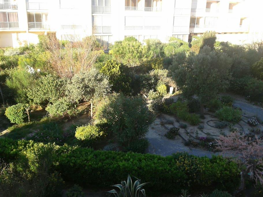 Le Jardin & la marina