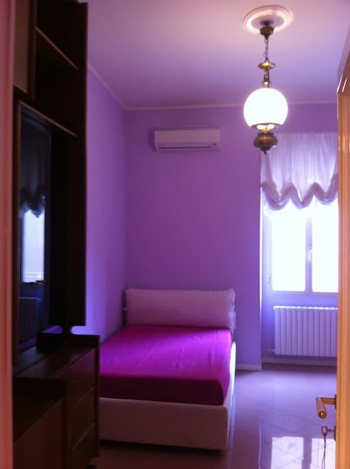 La stanza sarda letto piazza e mezzo