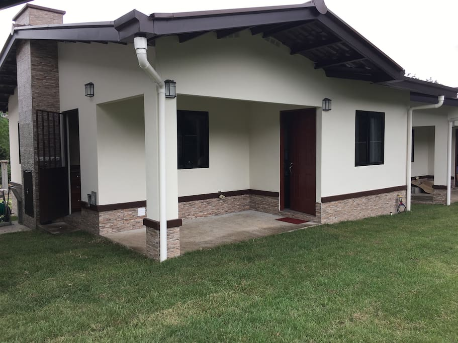 Comfortable new house/cottage