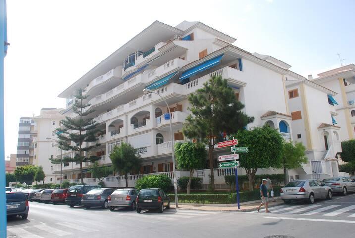 APARTAMENTO JUNTO A LA PLAYA - Torre La Mata - Apartment
