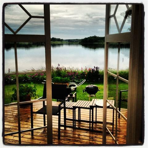 Beautiful summerhouse in Sweden - Jularbo - Cabaña