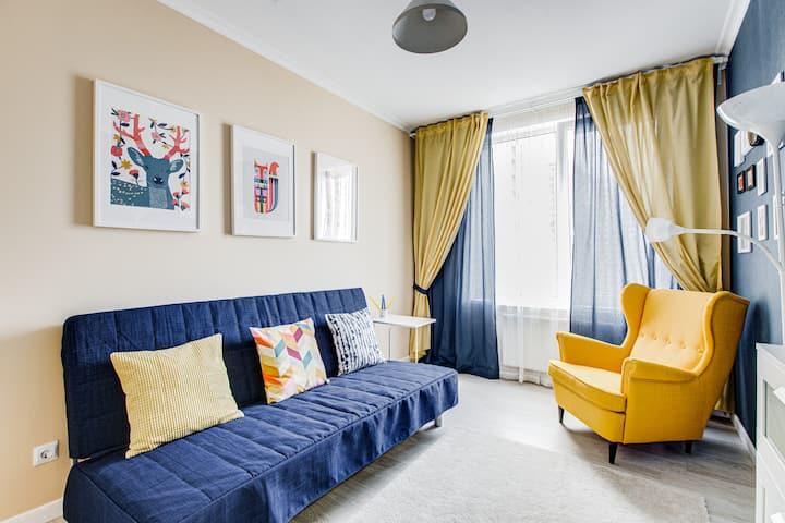 Crocus Liberty Apartment