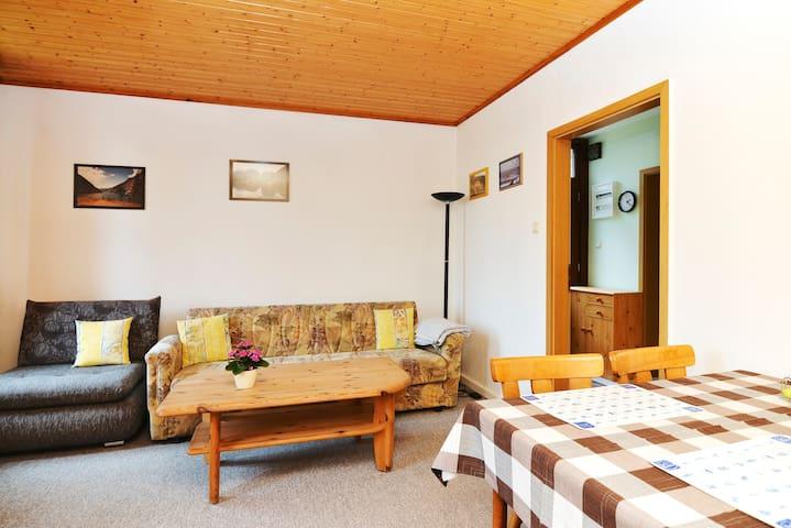 50qm Schöne Wohnung in Niesgrau - Niesgrau - Apartament