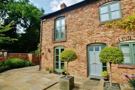 Counrty Barn 5mins From CC......... - Cheshire West and Chester - Bed & Breakfast