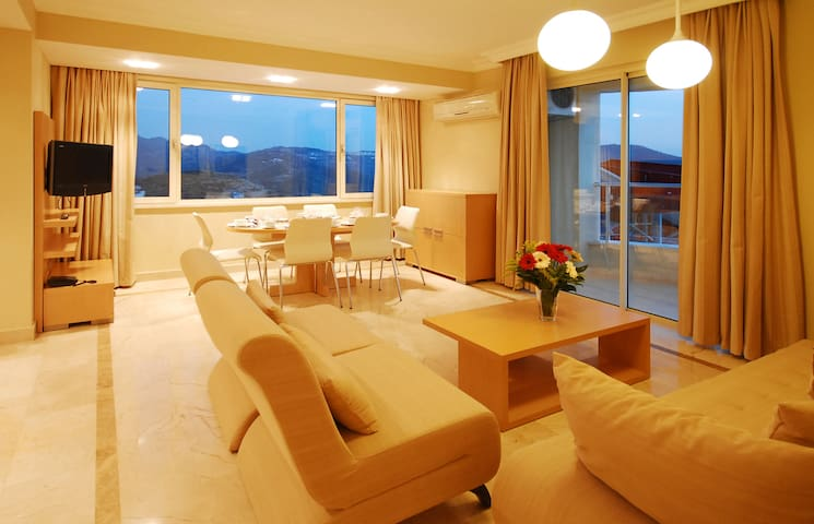 Three-Bedroom Apartment  - Alanya - Apartemen