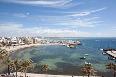 PLAYA DE PALMA APARTMENT SEA VIEW - Can Pastilla