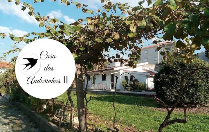 Casa das Andorinhas Gatão