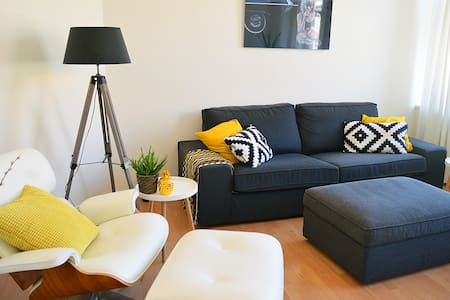 A cool apartment in the Baarsjes district in West - Apartment