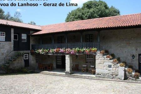 Casa de Santo Estevão  - Geraz  - Lanhoso - Dom