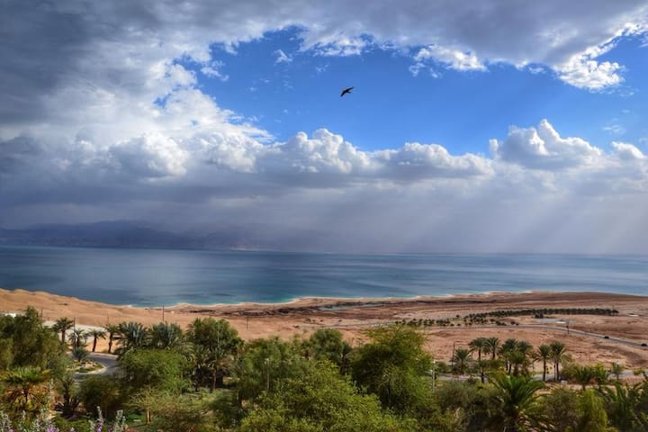 Ein Gedi Camp Lodge - Dead Sea (7)