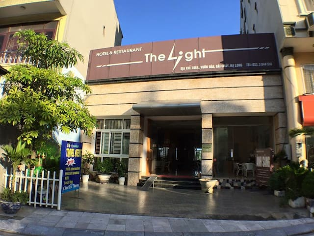 The Light hotel - family hotel (double room)
