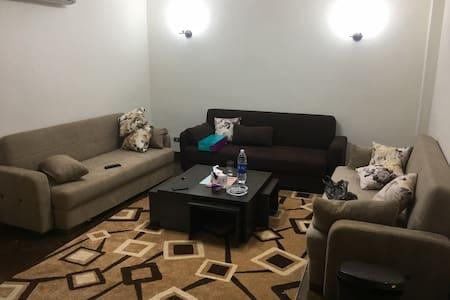 Big apartment in Misr el gededa