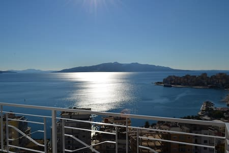 Wonderful Sea View Apartment - 59 - Sarandë - 公寓