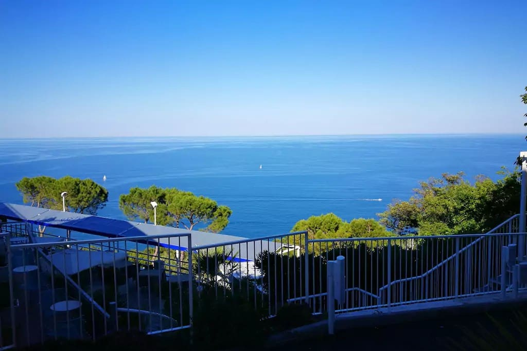 Veduta dall'appartamento Ariel - Seaview from ARIEL apartment