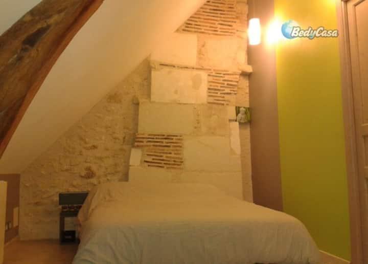 Room at 10min of Vendôme