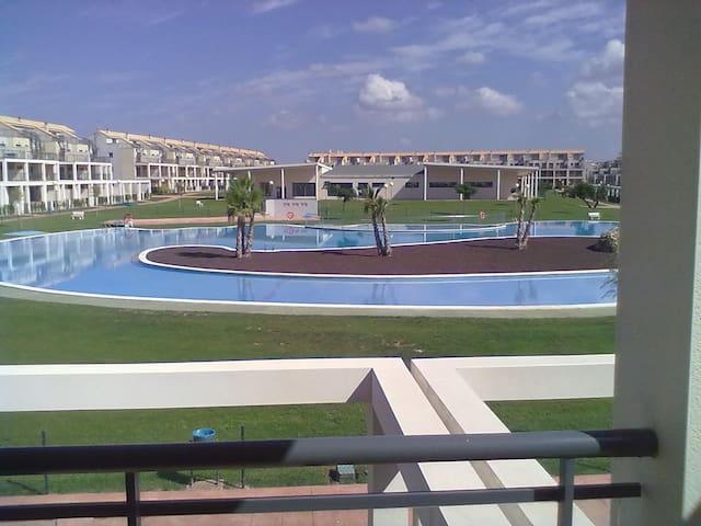 Urbanizacion Panoramica Golfmar - Sant Jordi - Apartment