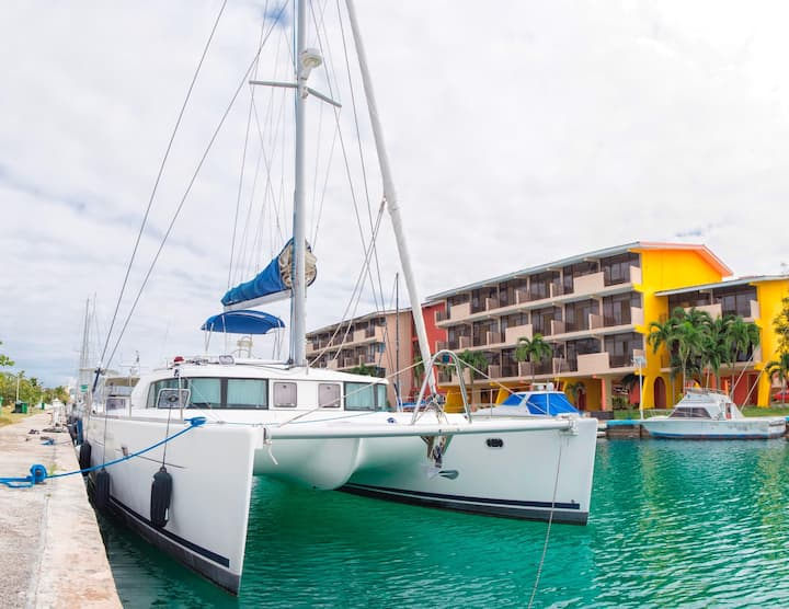 Catamaran Life on the Water