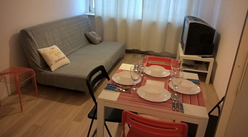 Rest&Swim 27 - Cozy 2-room flat by the beach - Gdańsk - Apartment