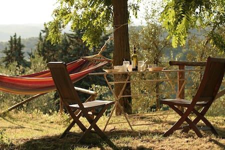 Ancora del Chianti - Country Charme 2 PERS - Greve in Chianti