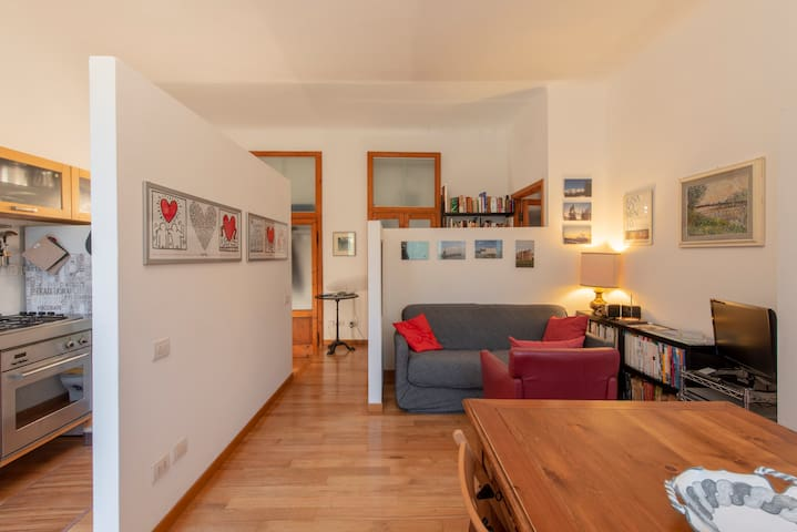 Your apartment in the heart of Brera
