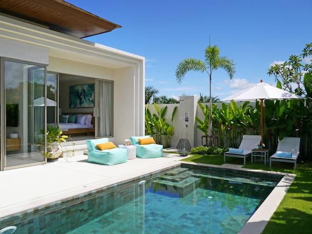 Luxury Villa Bang Tao Beach with Private Pool