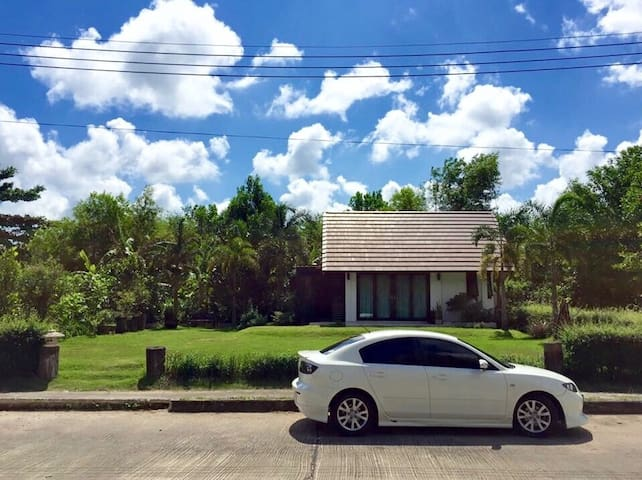 Lovely Cosy Cottage - Songkhla - Dom