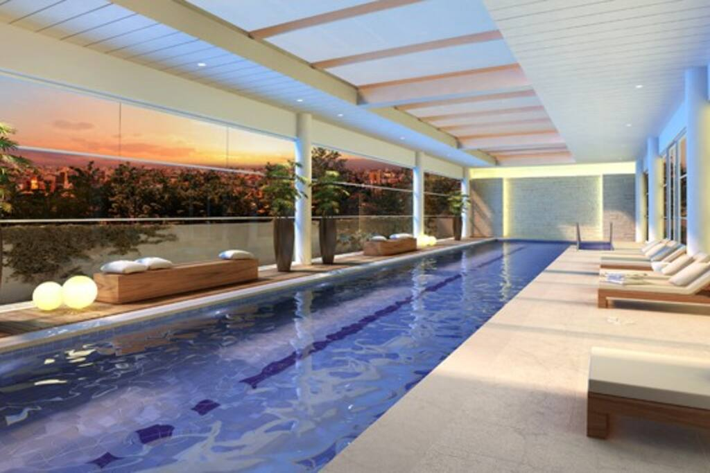 piscina coberta raia 25m