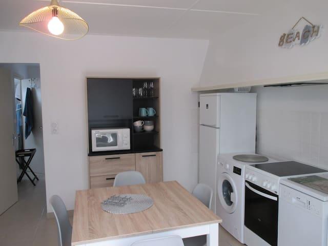 Petite maison au calme