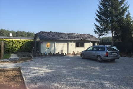 Holidayhouse for long stay. Compagnies.