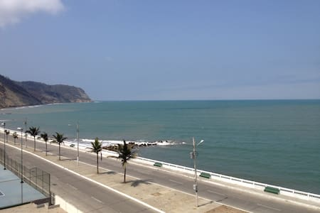 Awesome Beachfront Condo!! - Bahia de Caraquez