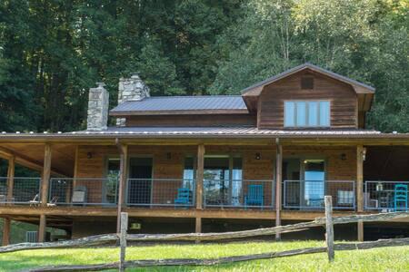 Appalachian Farmhouse- a one of a kind experience
