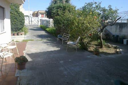 Casa relax, con parcheggio incluso - Marsala