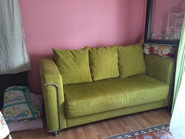 A Cosy Room Near Atatürk Airport - İstanbul - House