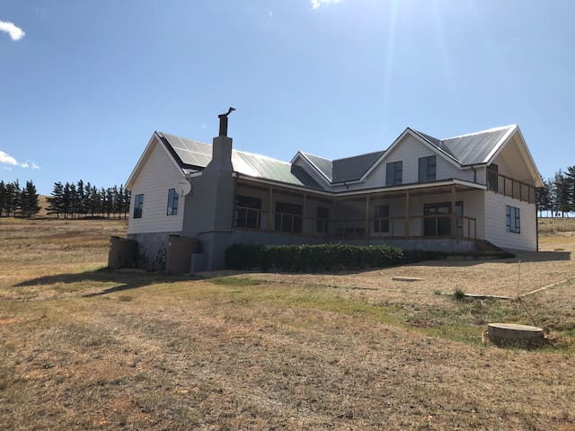 Echo friendly Holiday Home! Theewaterskloof Dam
