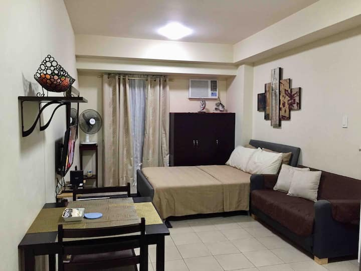 Comfortable condo in Don Bosco, Makati