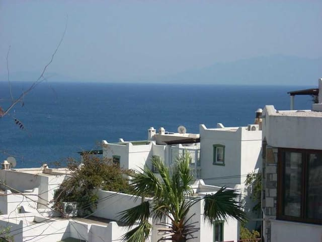 Gorgeous 2 bedroom in Bodrum Turkey - Ortakent - อพาร์ทเมนท์
