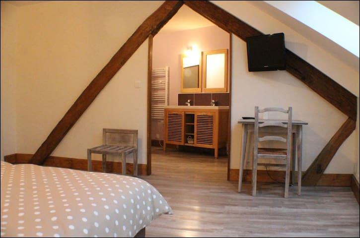 belles chambres d'hotes de charme - Chaumont