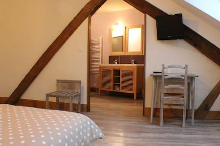 belles chambres d'hotes de charme - Chaumont - Bed & Breakfast