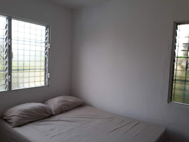 Comoda Habitación en Residencial Cerrado