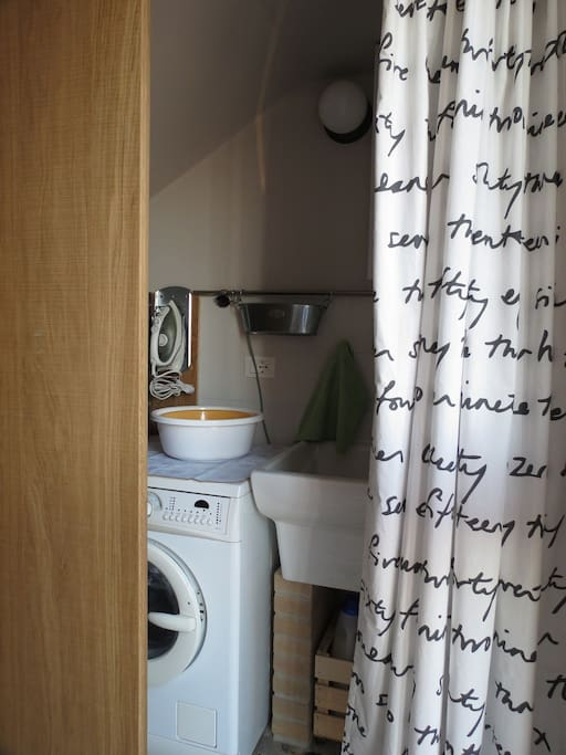 La lavanderia / The laundry