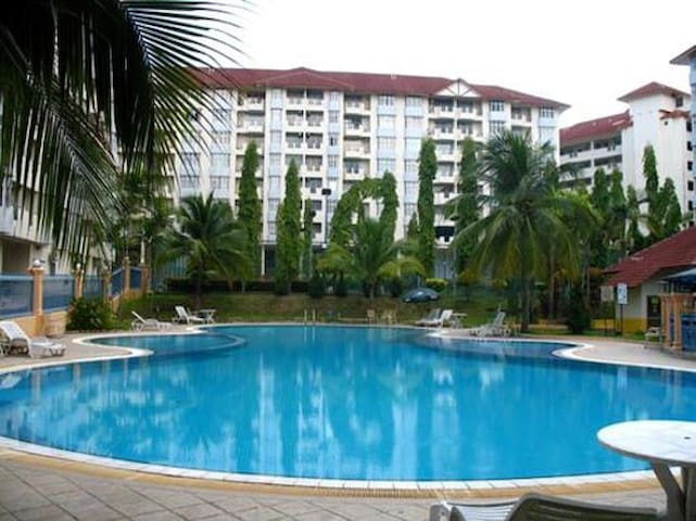 3Bedroom apartment near the beach - Port Dickson - Byt
