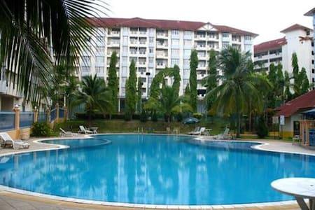 3Bedroom apartment near the beach - Port Dickson