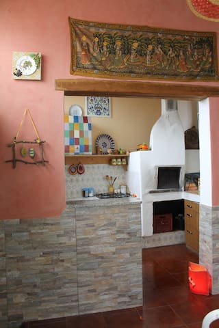 cottage in the countryside - Linera - Casa
