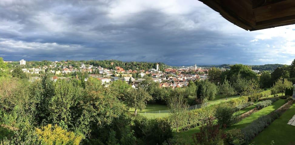 Wunderschöne Wohnung mit Panoramablick in Toplage