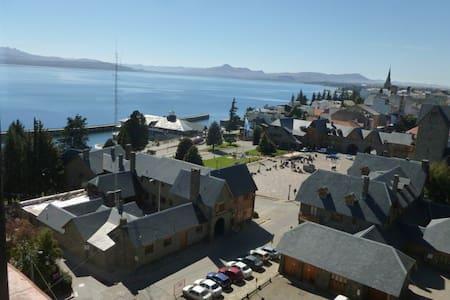 Bariloche center lake view  - San Carlos de Bariloche - Apartment