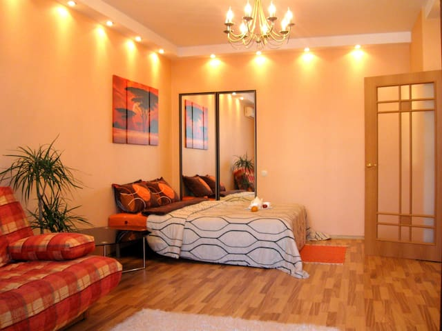 1 room apart Kiev Podol - Kiev - Apartment