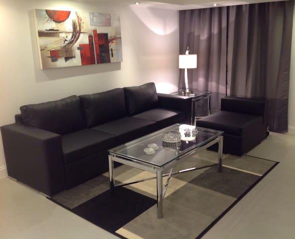 Luxuoso Apartamento com Garagem