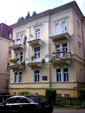 Cozy flat close to the forest - Mariánské Lázně - Huoneisto