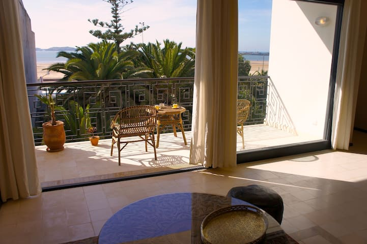 Stunning Apartment with Sea View! - Essaouira - Apartment