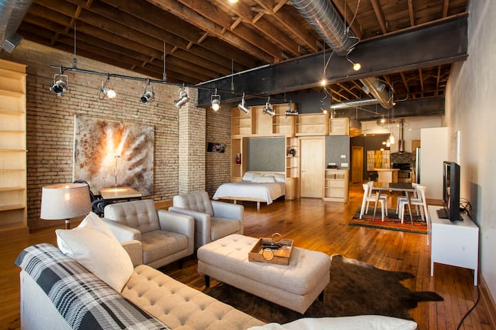 Downtown Studio Loft